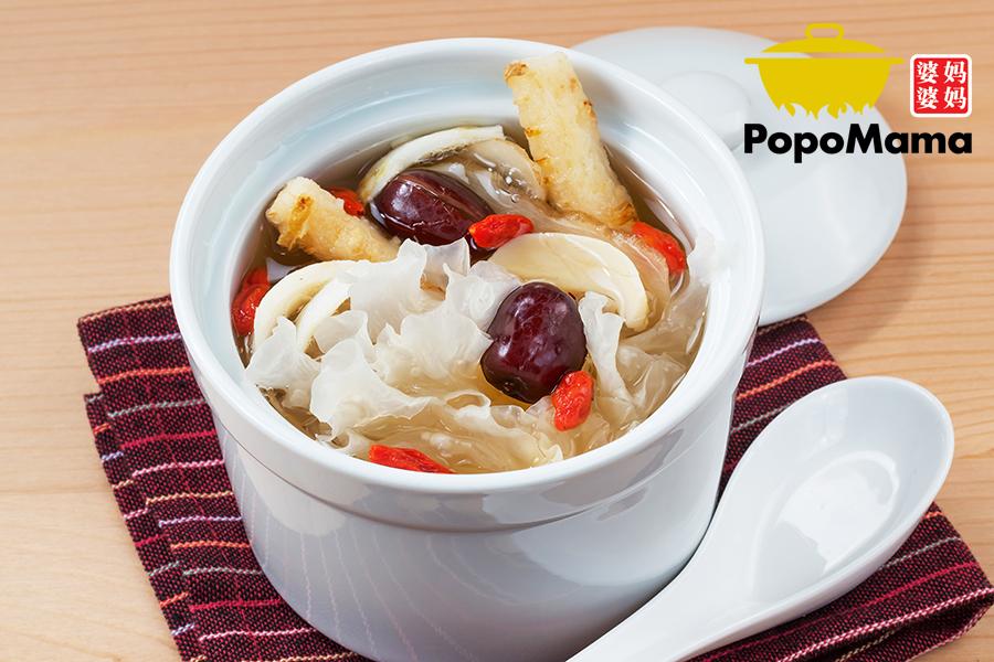 Sha Shen Lung Nourishing Soup 沙参润肺汤